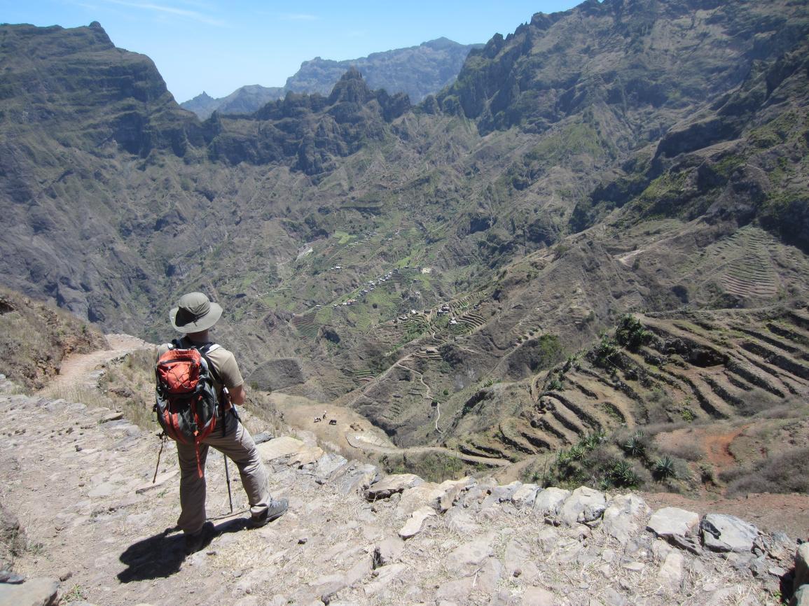 Cabo verde viaje de senderismo banaca travel viajes islandia marruecos - Cabo verde senegal ...